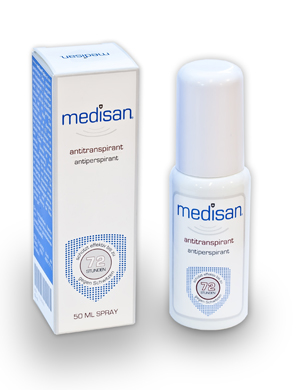 Medisan® Antitranspirant - Spray 50ml